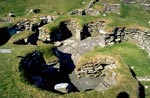 Bronze Age House at Jarlshof