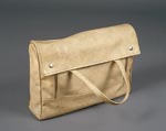 Bag, used as container of picnic set by East Lothian family, between 1940s and 1960s