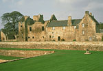 Aberdour Castle (General view)