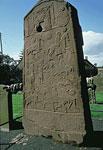 Aberlemno Sculptured Stones (Cross-Slab (Back))