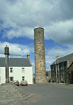 Abernethy Round Tower (General view)