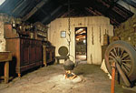 Blackhouse, Arnol (Interior)