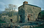 Bonawe Iron Furnace (General view)
