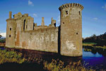 Caerlaverock Castle (General view)