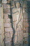 Dundrennan Abbey (Abbot's Effigy)
