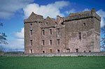 Huntingtower Castle (General view)