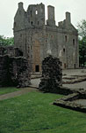 Huntly Castle (Courtyard)