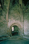Inchcolm Abbey (Chapter House)