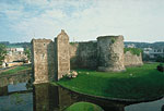 Rothesay Castle (General view)