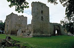 Spynie Palace (South-east tower)