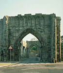 St Andrews Cathedral and Priory (Pends Gateway)