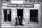 Loudon's Clothing Establishment, Annan