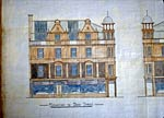 Dean of Guild Court Plan of Regent House, Annan