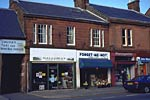 Galloway Carpets and florists, Forget Me Not, Annan