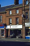 Shoe shop 'Ahead', High Street, Annan, 1997