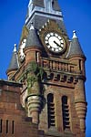 Clock Tower of Annan Town Hall