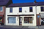 Barber's shop, John Cowan, Annan in 1997