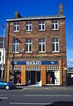 Mackay's clothes shop, Annan 1997