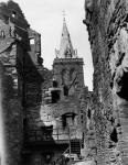 Cathedral at Kirkwall in the Orkneys