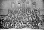 Tradespeople, Voluntary Workers, George Heriot's Hospital School, Edinburgh
