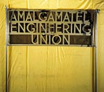 Banner, Amalgamated Engineering Union