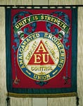 Banner, Amalgamated Engineering Union (reverse)
