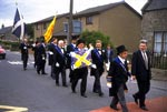 Annual march of Sir William Wallace Lodge of Free Colliers of Falkirk