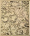 Roy Map 04/3c: Area around Loch Urr, in Kirkcudbrightshire and Dumfriesshire