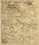 Roy Map 04/5a: Area around Coylton, in Ayrshire, to the East of Ayr