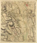 Roy Map 05/1b: Area around Dumfries, in Dumfriesshire and Kirkcudbrightshire