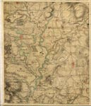 Roy Map 06/2d: Area around Lochmaben and Lockerbie, in Dumfriesshire