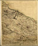 Roy Map 07/6d: Area around Hopetoun House, in Linlithgowshire (or West Lothian)