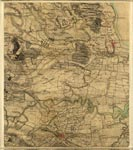 Roy Map 16/1b: Area around Tullibody, in Stirlingshire and Clackmannanshire