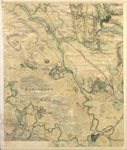 Roy Map 16/2d: Area around Doune, in Perthshire and Stirlingshire
