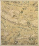 Roy Map 17/4a: Area around Aberuthven, in Perthshire