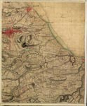 Roy Map 17/6c: Area around Burntisland, in Fife and Edinburghshire (or Midlothian)