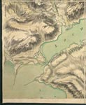 Roy Map 23/1d: Area around Loch Linnhe, in Inverness-shire and Argyllshire