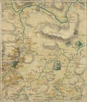 Roy Map 29/2b: Area around Huntly, in Aberdeenshire and Banffshire