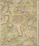 Roy Map 29/3f: Area around Aberchirder, in Banffshire