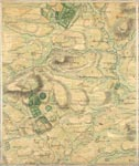 Roy Map 30/1b: Area around Haddo House, in Aberdeenshire