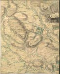 Roy Map 30/2c: Area around Strichen, in Aberdeenshire