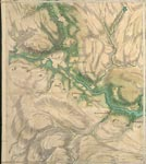 Roy Map 35/4d: Area around Strath Oykel, in Sutherland and Ross-shire