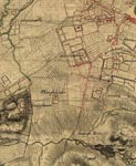 Roy Map 07/5b: Area around Corstorphine and southward to Pentlands, in Edinburghshire (or Midlothian)