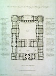 Plan of Old College