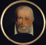 16th century oil painting by an unknown artist of George Buchanan