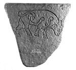 Burghead Bull (cast)