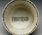 Bowl (2 of 2), associated with Robert Burns