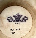 Punch bowl (detail)