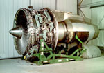 Aeroplane engine, destined for use in Lockheed Tristar