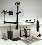 Experimental electricity set